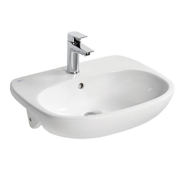 Tesi 55 cm Semi-Countertop Washbasin