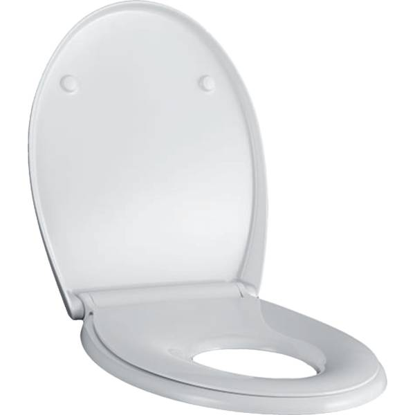 Selnova WC Seat with Seat Ring for Children, Fastening from Above