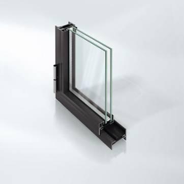 Steel window units