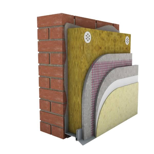 webertherm XM FMR118 External Wall Insulation