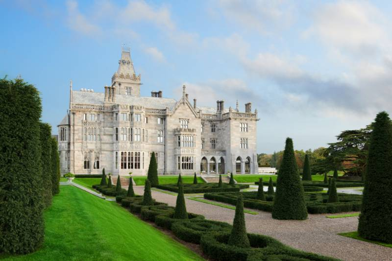 Adare Manor - Minimising Build-Up in The Manor