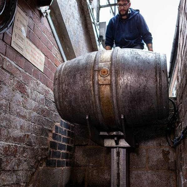 Improving Lift Capability for a Leading Brewery