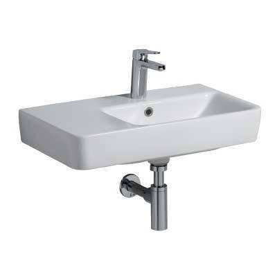 E200 650 Offset Wash Basin