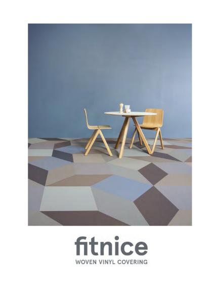 Fitnice Woven Vinyl brochure