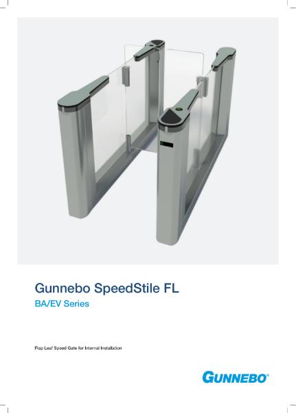 Speed Gate - SpeedStile FL BA/EV