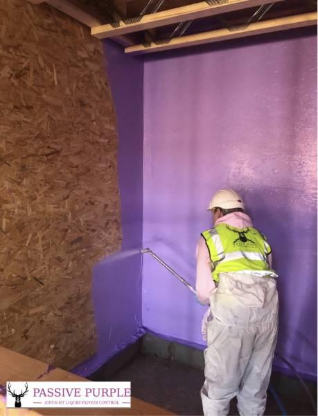 Citu, Leeds, passive Purple