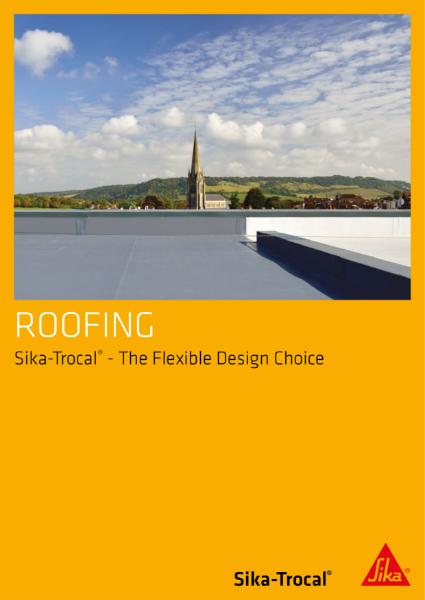 Sika-Trocal Brochure - The Flexible Design Choice