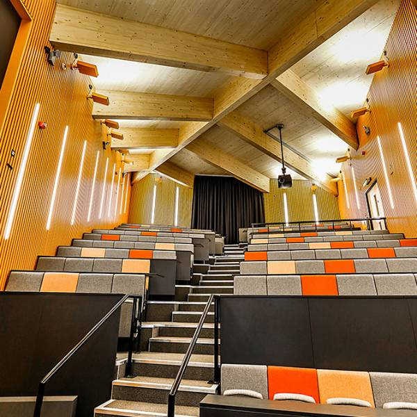 Birbeck, University of London Lecture Theatre Seating