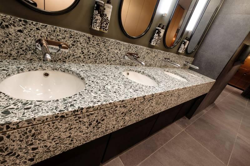 Arpeggio Vanity Units - Granite