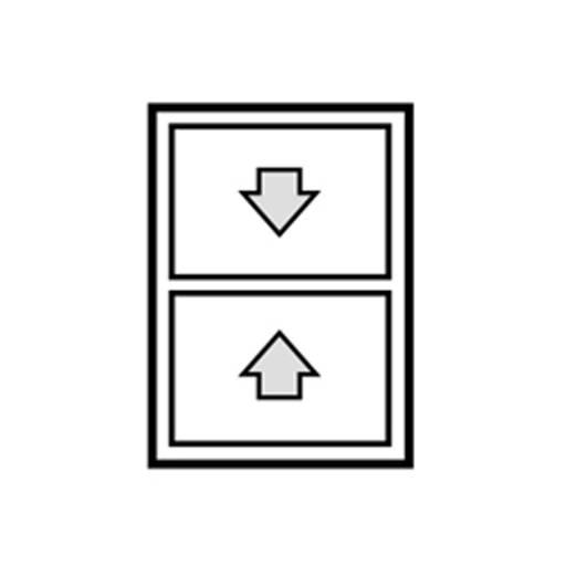 Series 60 Tilt In Vertical Sliding