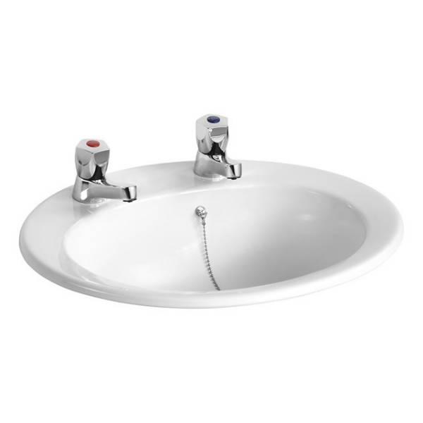 Sandringham 21 Countertop Washbasin
