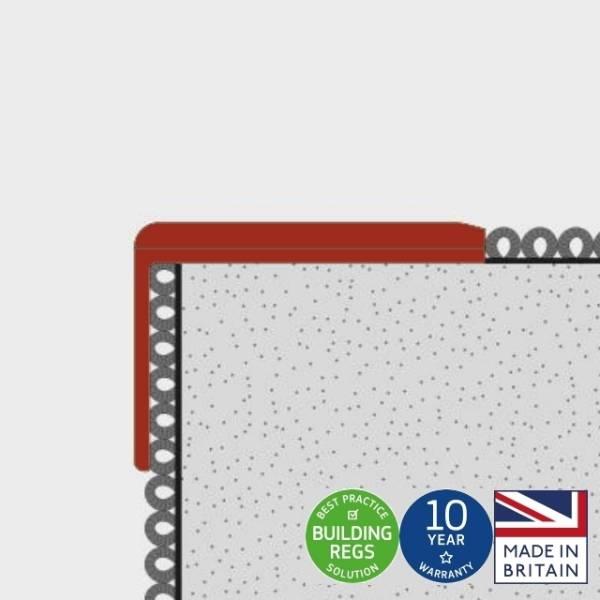 Q Range – PVC-U Stair Nosing for Carpet and Carpet Tile