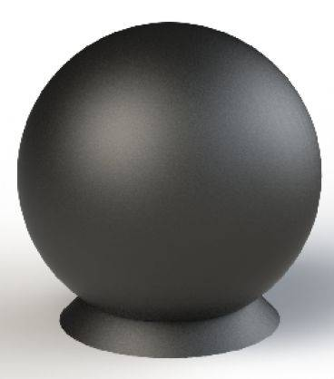 ASF 129 Cast Iron Bollard