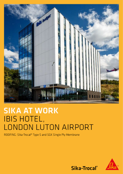 IBIS Hotel, Luton Airport