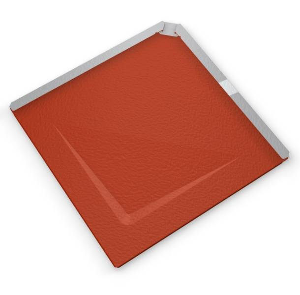 PREFA Rhomboid Roof Tile 29 x 29