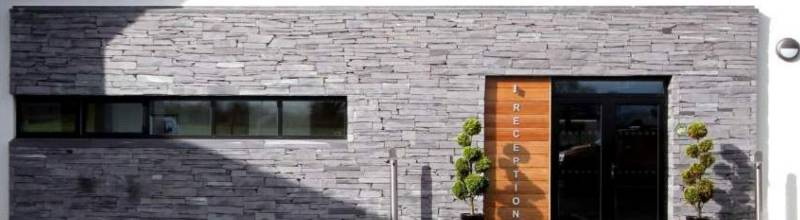 Welsh Slate Cladding