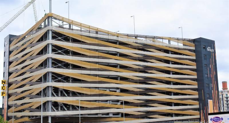 New Bailey NCP Car Park, Salford