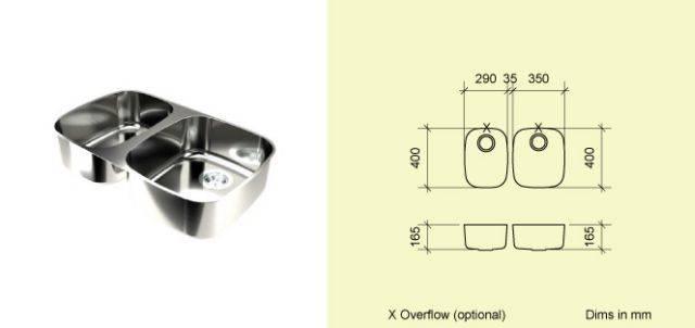 Sink Bowl K29