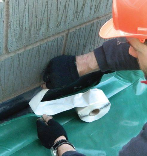 Capital BBA Damp Proof Membrane
