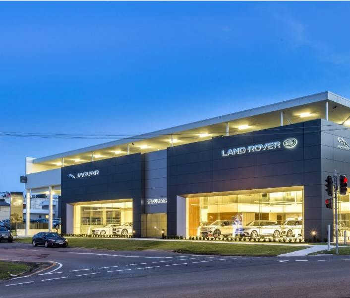 Jaguar Land Rover Southport, QLD - Vitracore G2