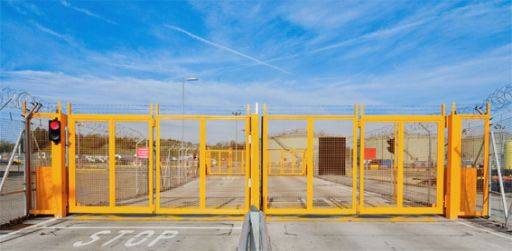 Bi-folding Speed Gates (Single Leaf up to 5 m) Dutyman Actuator