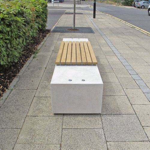Fortis Seat and Bench