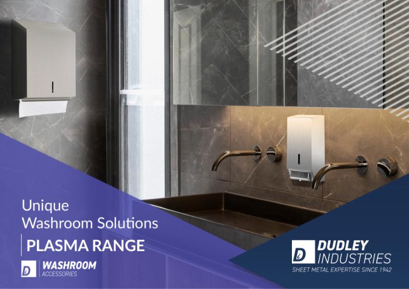 DI Plasma Washroom Dispenser Range Brochure