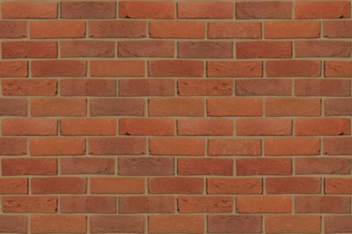 Swanage Handmade Light Red Multi - Clay bricks