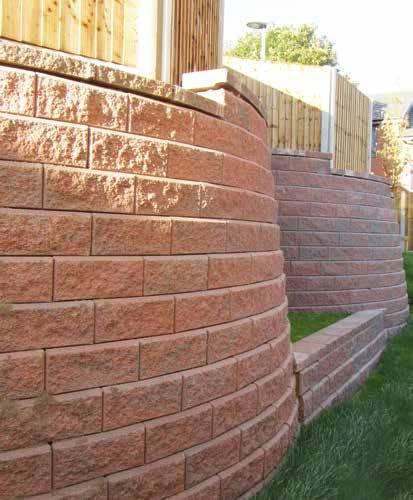 AB Classic -Precast concrete interlocking blocks