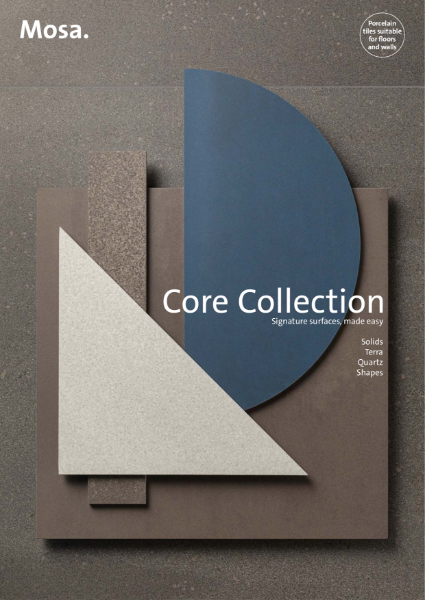 06. Mosa Core Collection Solids - A solid performance