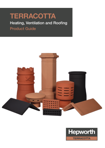 Hepworth Terracotta product guide