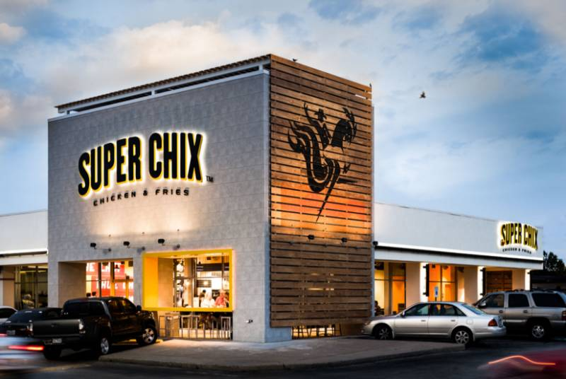 Accoya selected as Super Chix cladding of choice