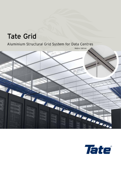 Tate Grid Structural Ceiling brochure