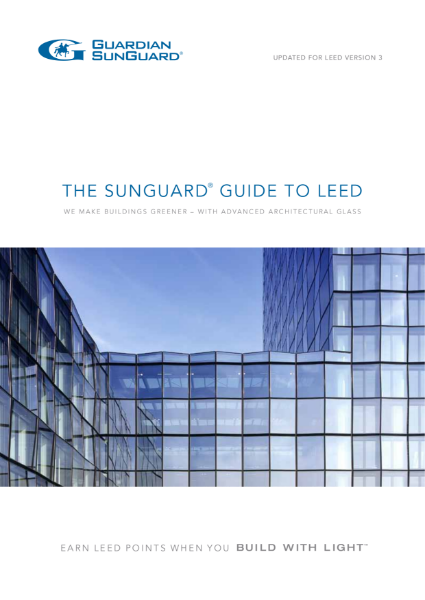Guardian Guide to Glass Specification and LEED