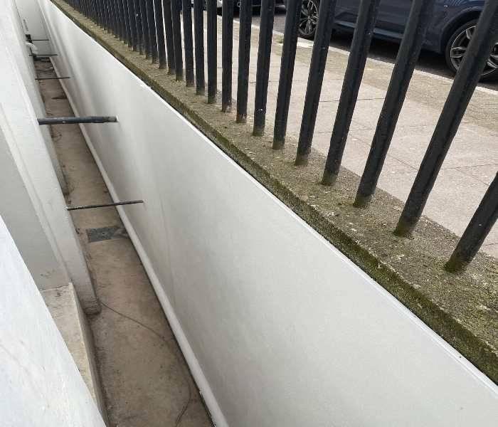 Lightwell Waterproofing Solutions