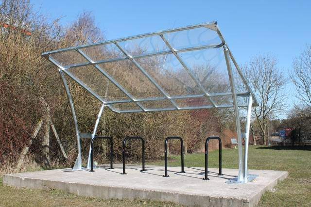 Quernmore Cycle Shelter