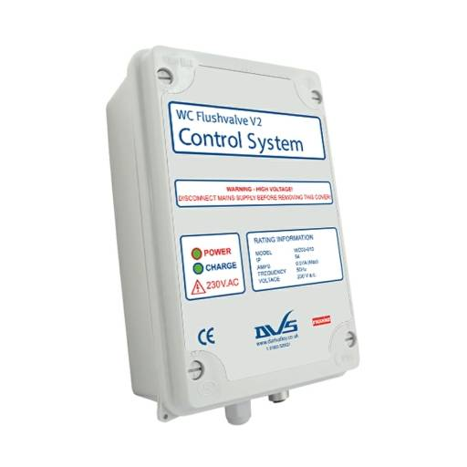 WC Flushvalve Control Box