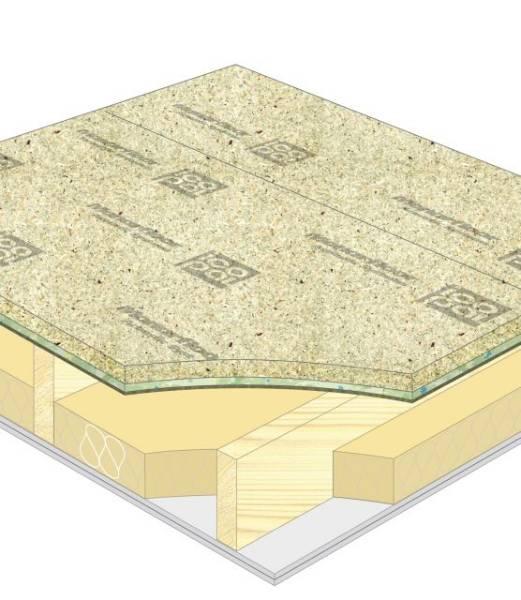 Monarfloor Tri-Deck System