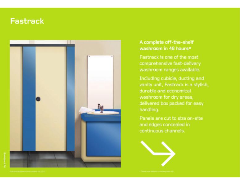Fastrack Washrooms