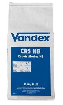 Vandex CRS Repair Mortar HB