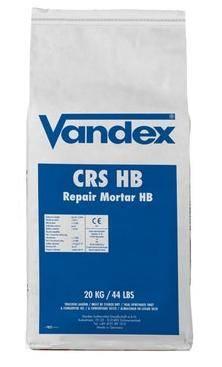 Vandex CRS Repair Mortar HB