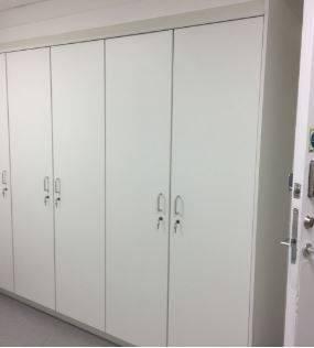 1 Door Tall Unit