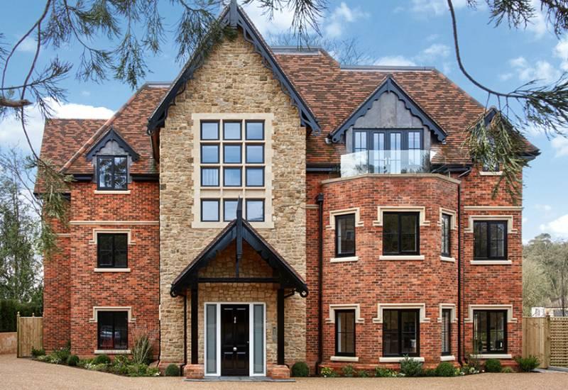 Handmade bricks transform historic priory