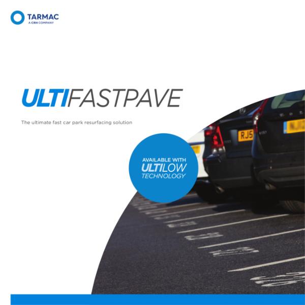 Car park asphalt resurfacing