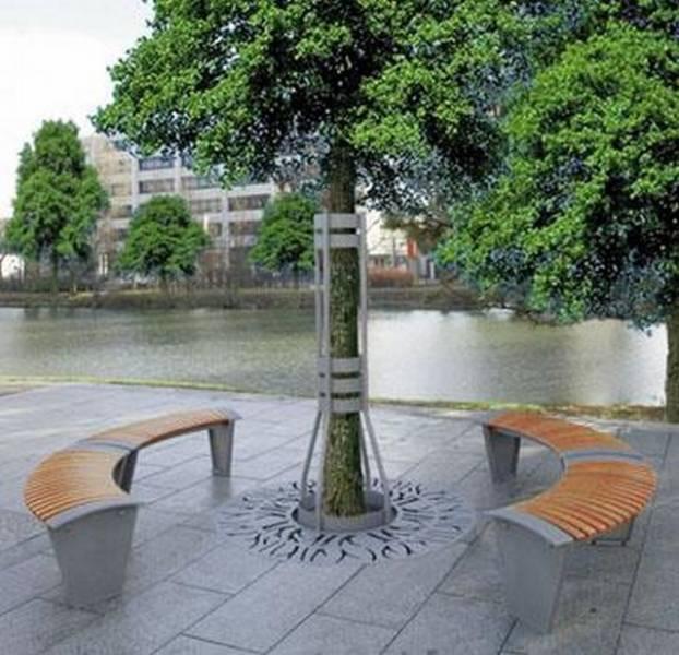 Sineu Graff Series 2000 Tree Guard