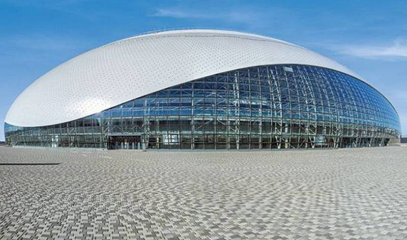 Bolshoy Ice Dome, Sochi