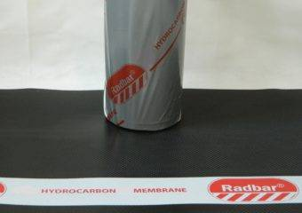 Radbar® Flexible Hydrocarbon Membrane
