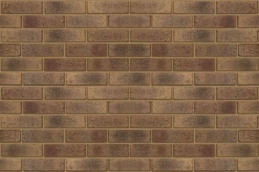 Milburn Ashen Brown Blend - Clay bricks