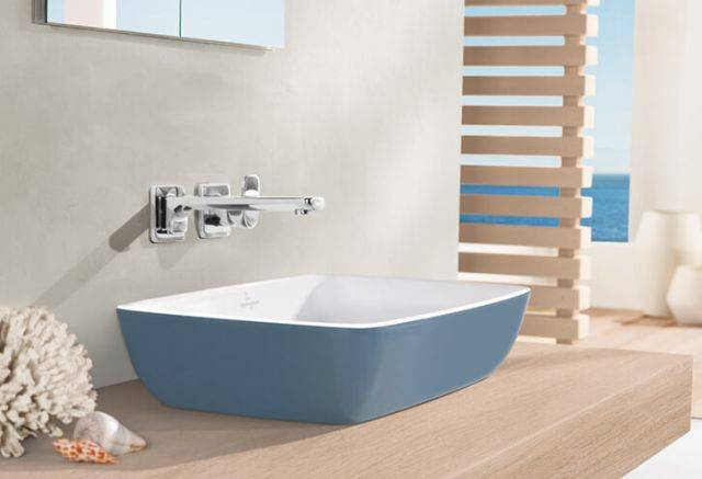 VENTICELLO Surface Mounted Washbasin