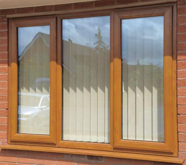 SynerJy PVC-U Casement Windows